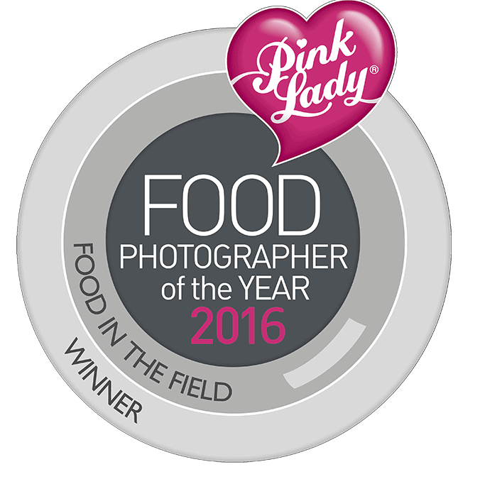 Food Photographer of the Year 2016!