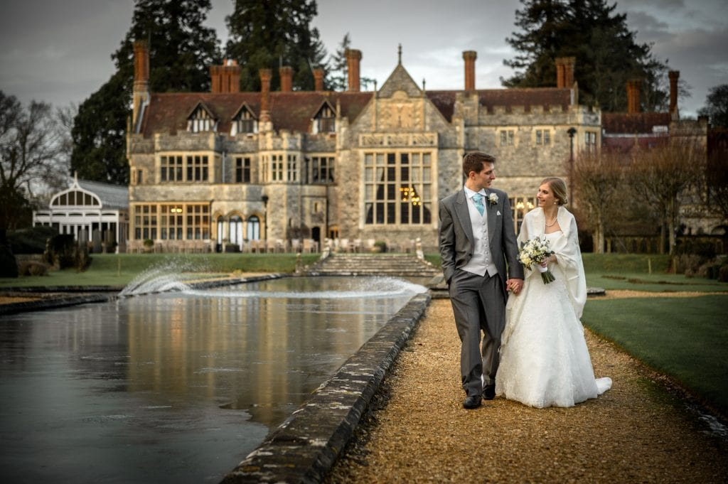 Rhinefield House New Forest wedding photographer