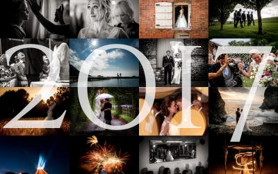 Best of 2017 wedding photography – in reflection