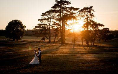 Lulworth Castle wedding photography – Lisa and Mike's midsummer wedding