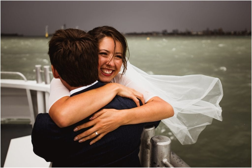 spitbank fort wedding photography