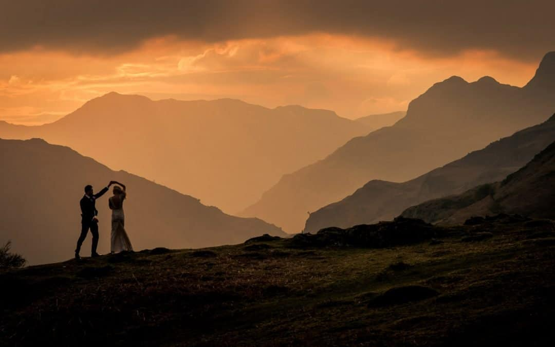 Lake District wedding photography – a spring wedding in Grasmere