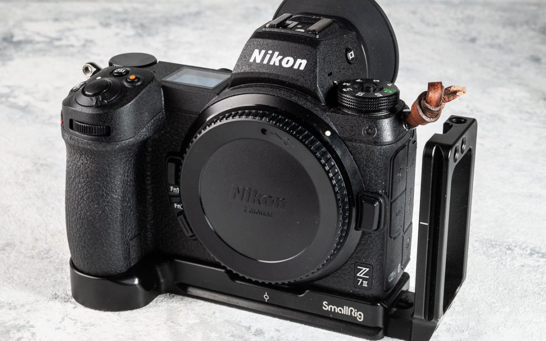 The best L- plates or L Brackets for The Nikon Z6ii and Z7ii  cameras for wedding, commercial and landscape photographers