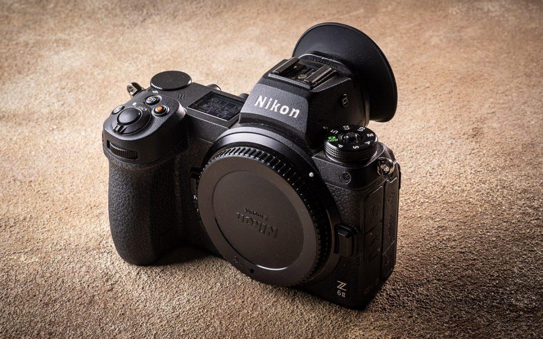 The best Nikon Z6ii and Z7ii settings for wedding photographers